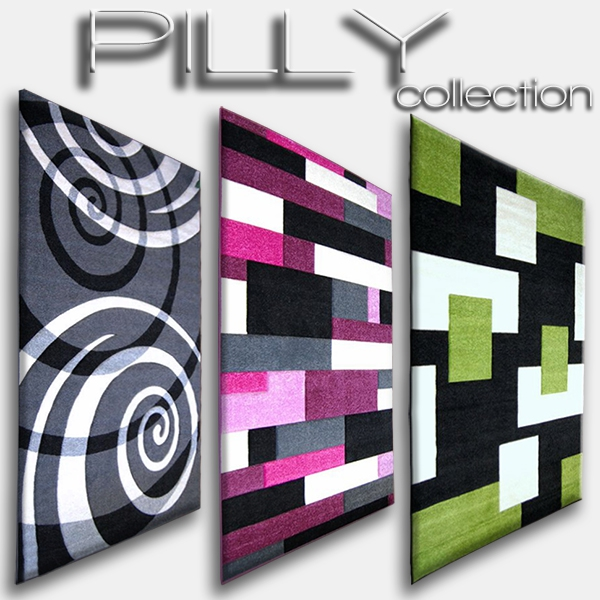 Dywany kolekcji Pilly